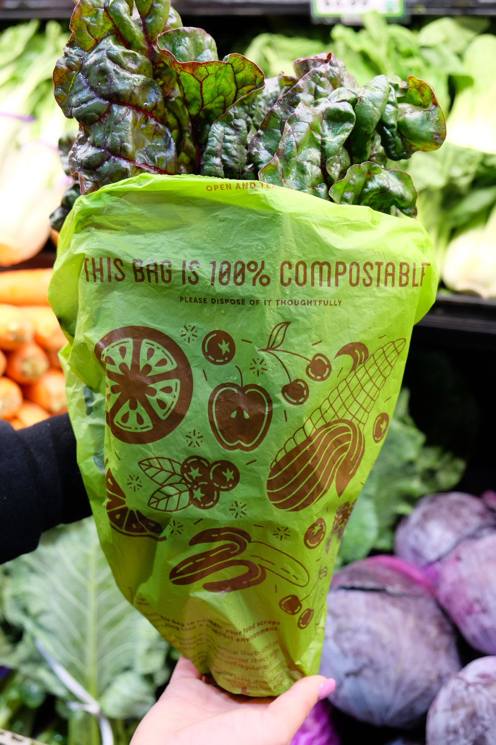 Compostable Produce Bags