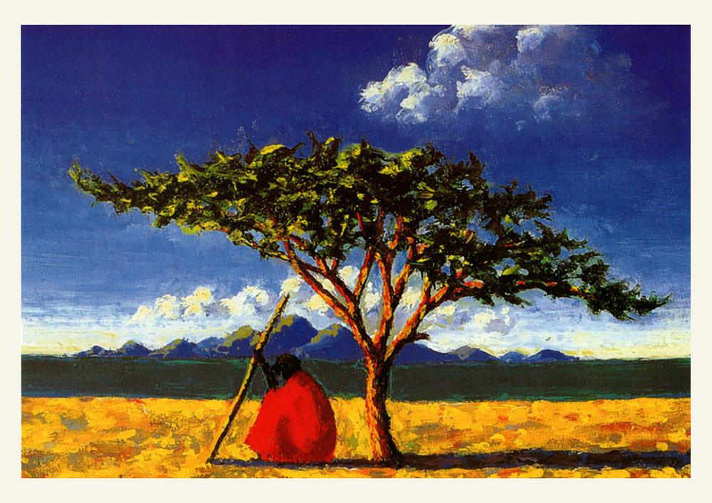 Under The Acacia Tree Tilly Willis
