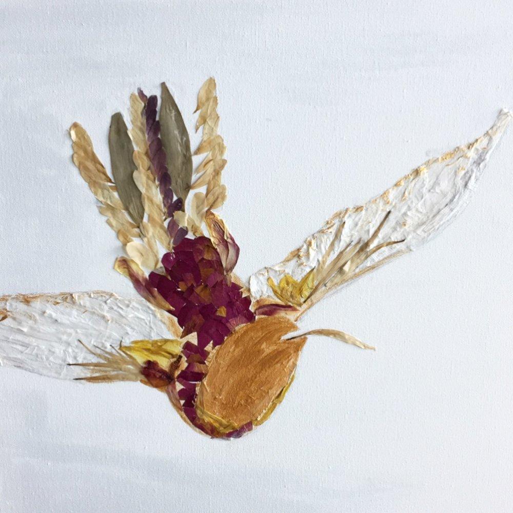 London Wildflower Ambrosia Hummingbird