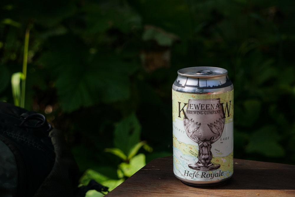 Choosing beer based on labels...