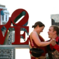 Kristen Schier & David White (Game of Love and Chance, 2007)