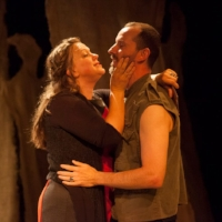 Trice Baldwin & Charlie DelMarcelle (Macbeth, 2013)