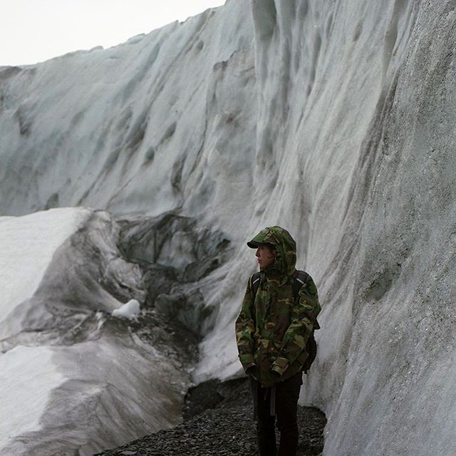 @pocketfruit in the glacial zone. July, 2014. Kenai, Alaska . #film #120milli #alaska #kenai #hasselblad
