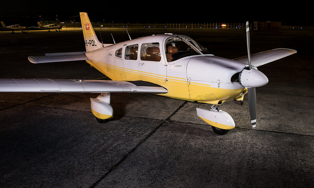 HB-PQL – Piper Archer II