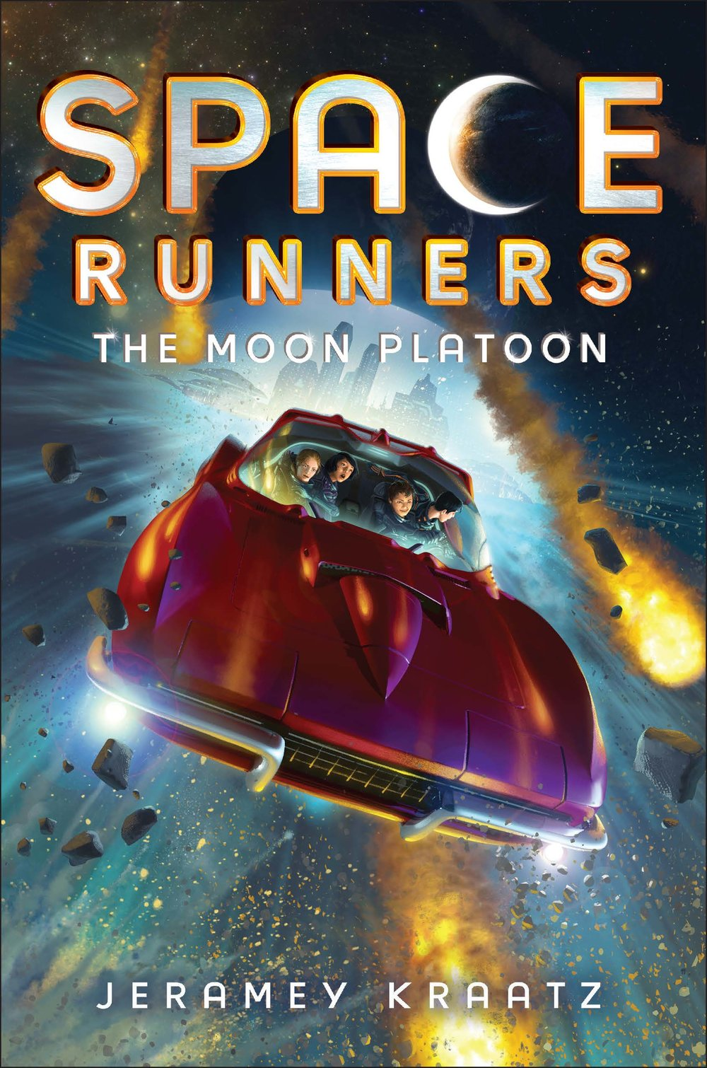Space Runners: The Moon Platoon