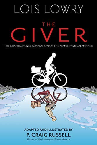 The Giver: The Graphic Novel Adaptation