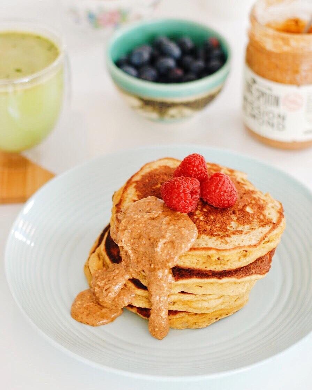 Whole30, Paleo, Keto Pancakes - Foody First