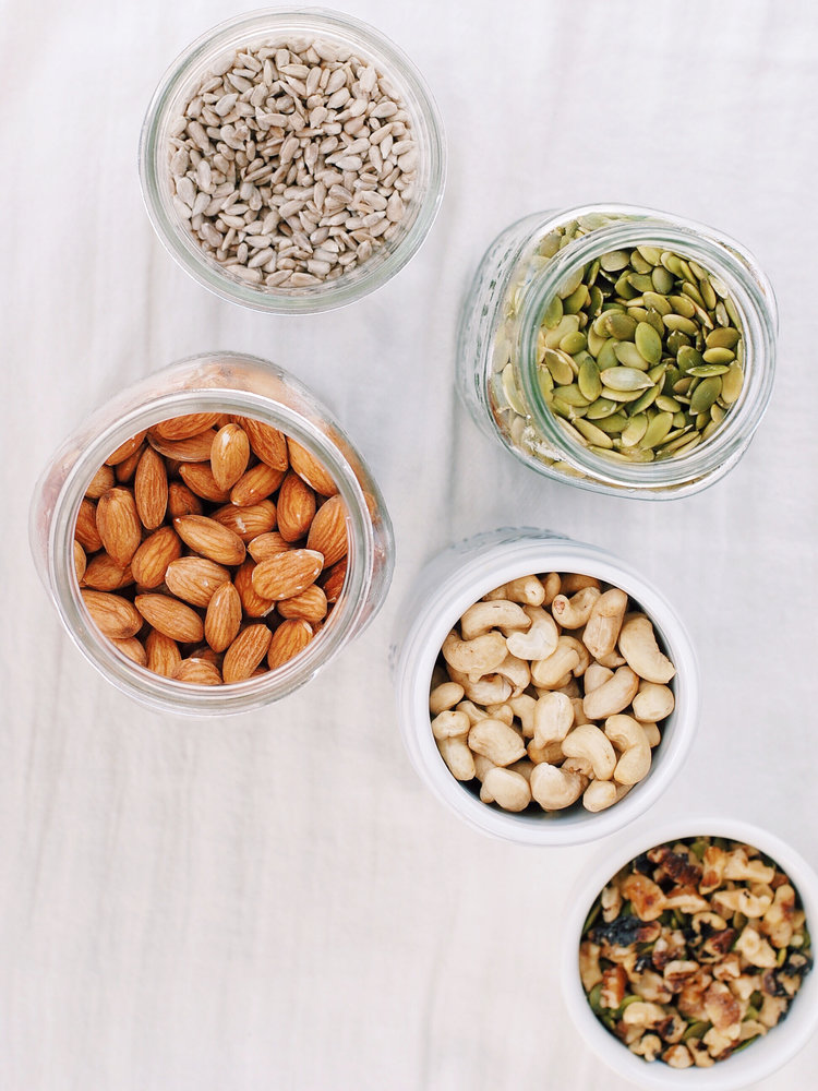 Your Guide to Soaking/Activating Nuts, Seeds, and Grains