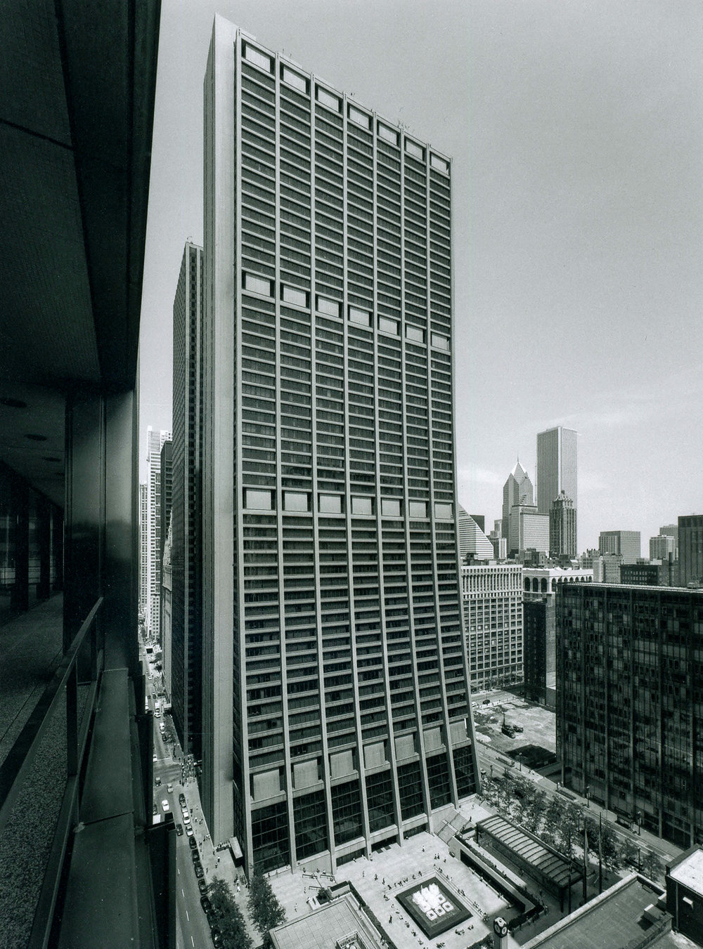 Bank One Chicago ©2003