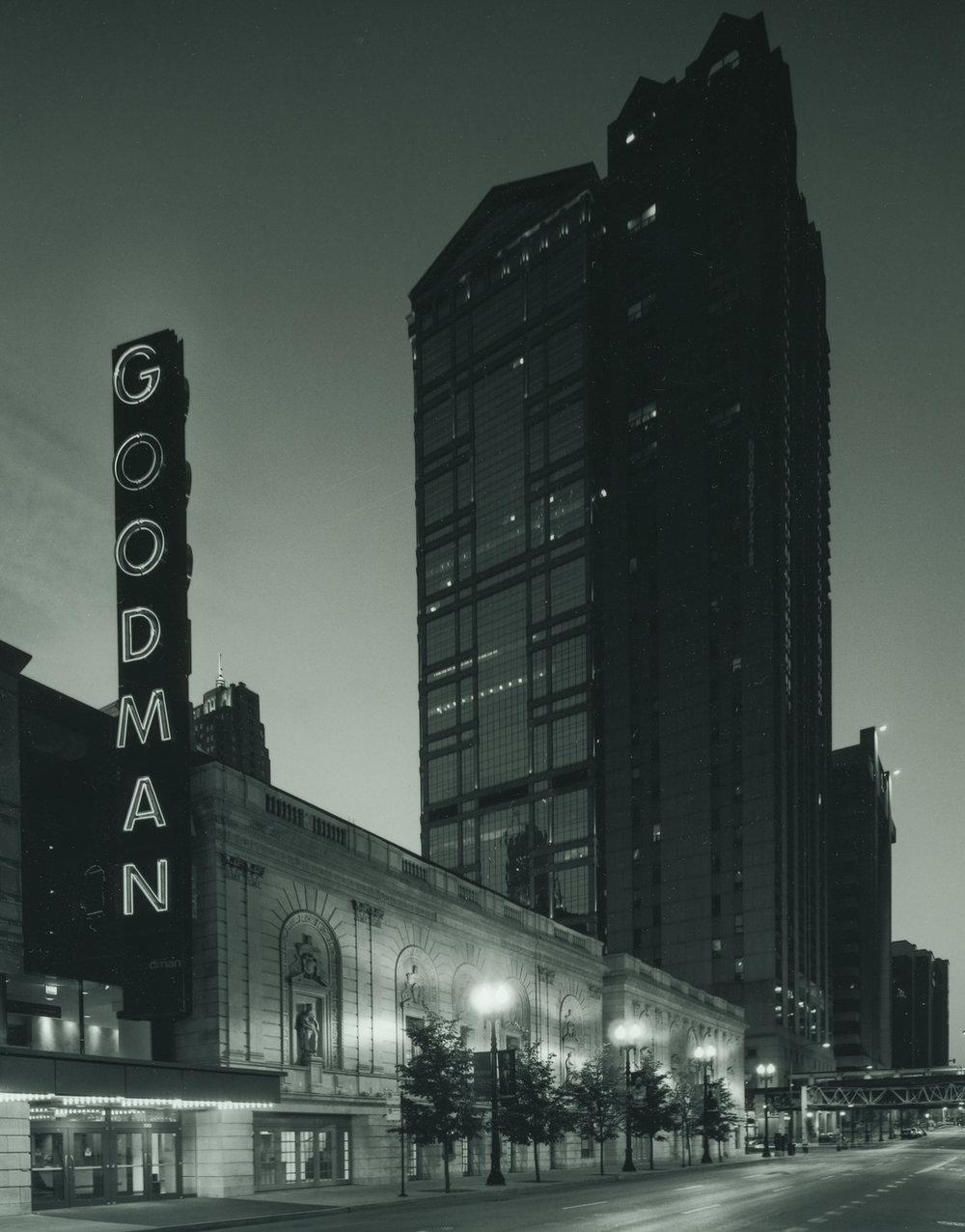 Goodman Theater ©2002