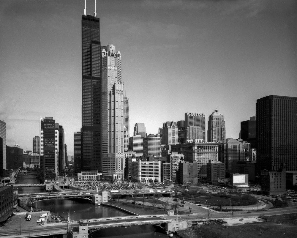 Chicago Skyline ©1992