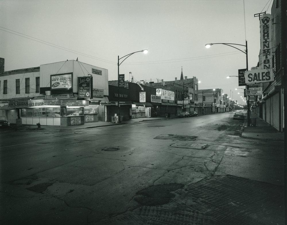 Jim's Original, Maxwell Street Chicago ©2005