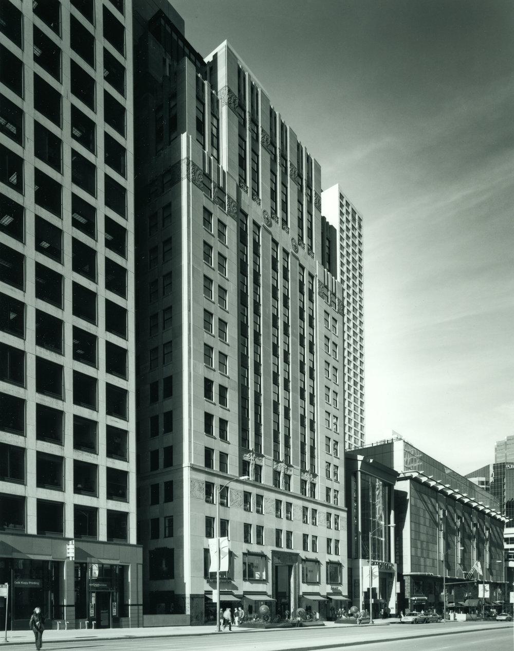 McGraw Hill Building, Michigan Avenue ©2002