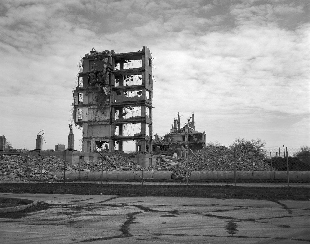 Robert Taylor Homes, Ruins ©2007