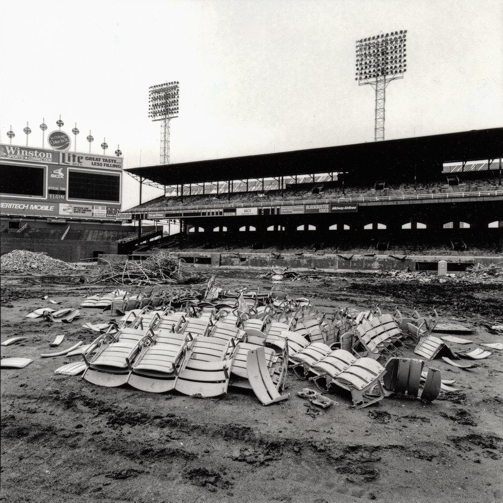 Empty Seats 1991