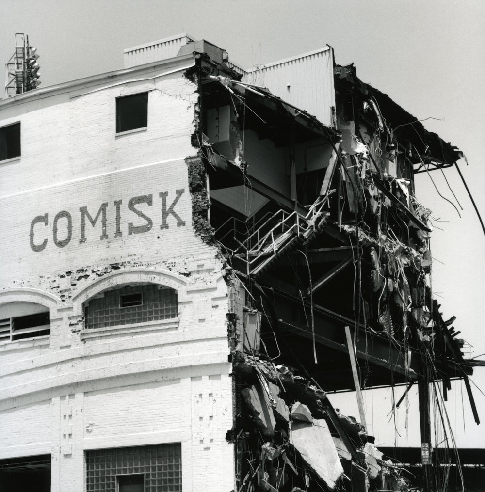 Comes Wreckage 1991