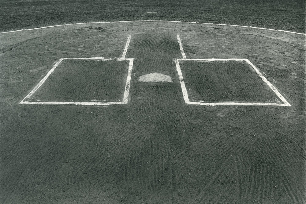 Old Home Plate 1980