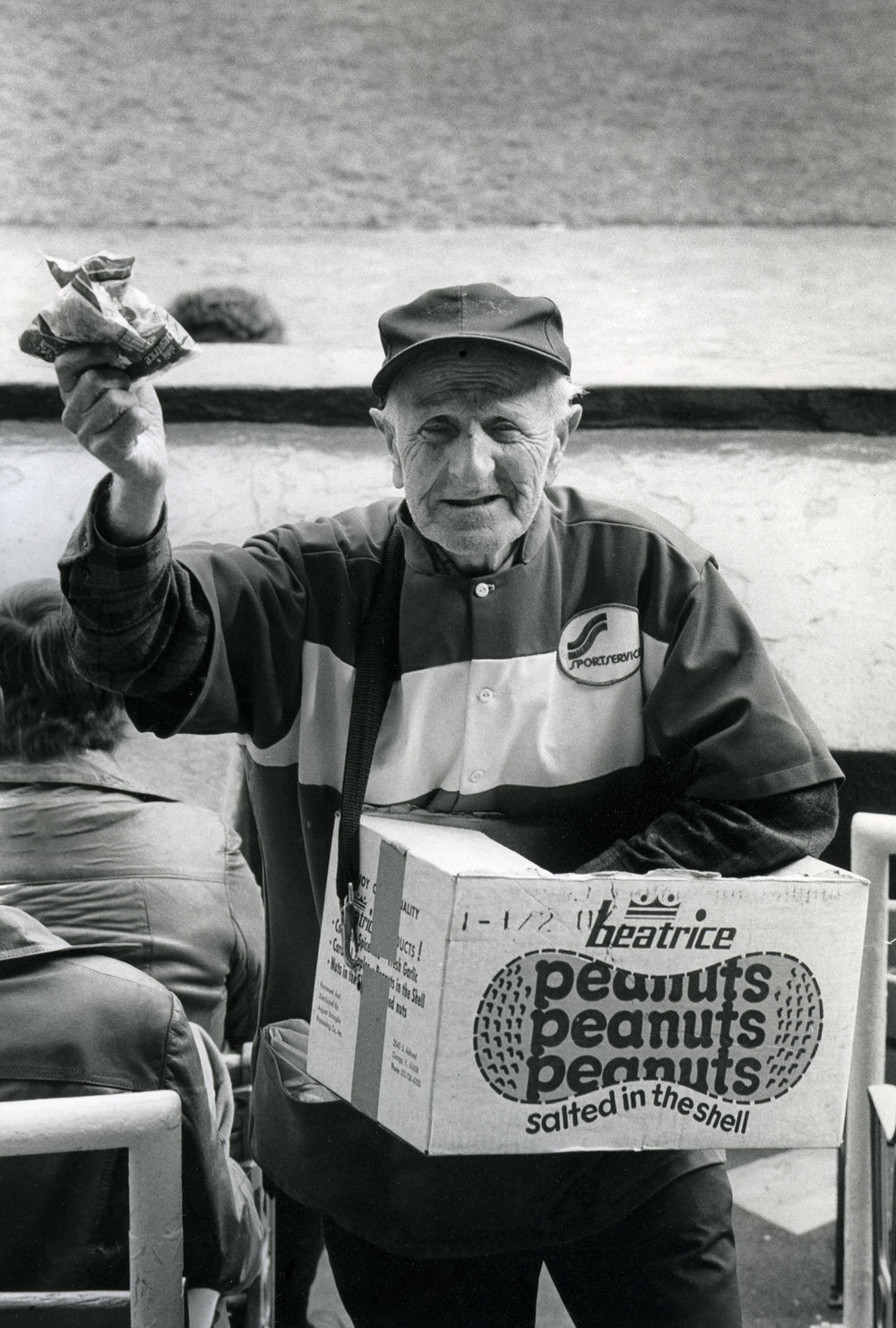 Peanut Man Irving 1980