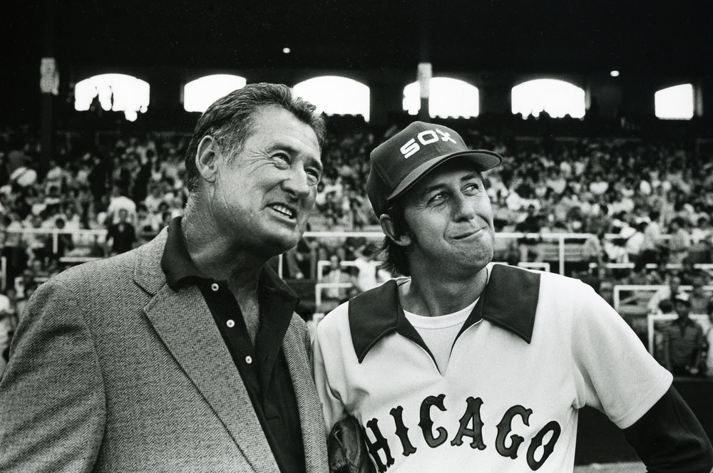 Ted Williams and Don Kessinger 1979
