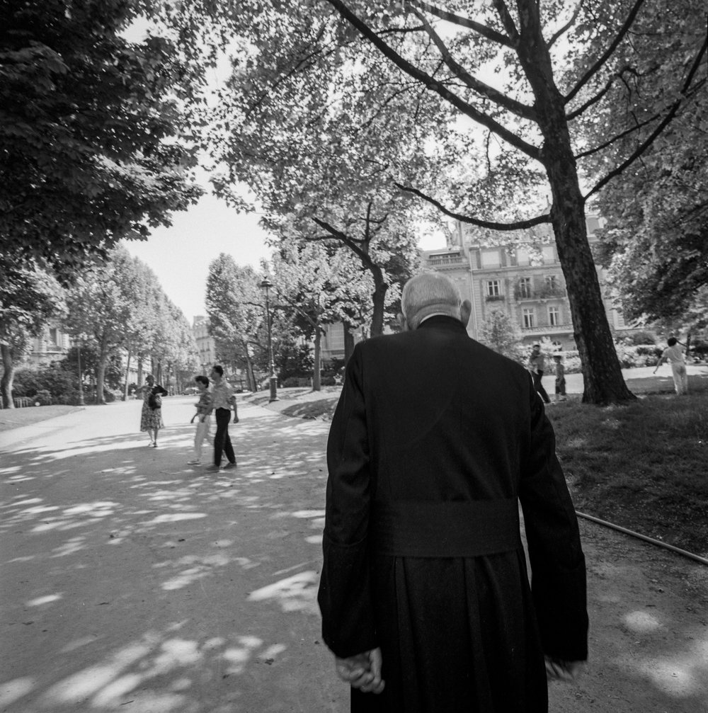 Priest Paris 1985