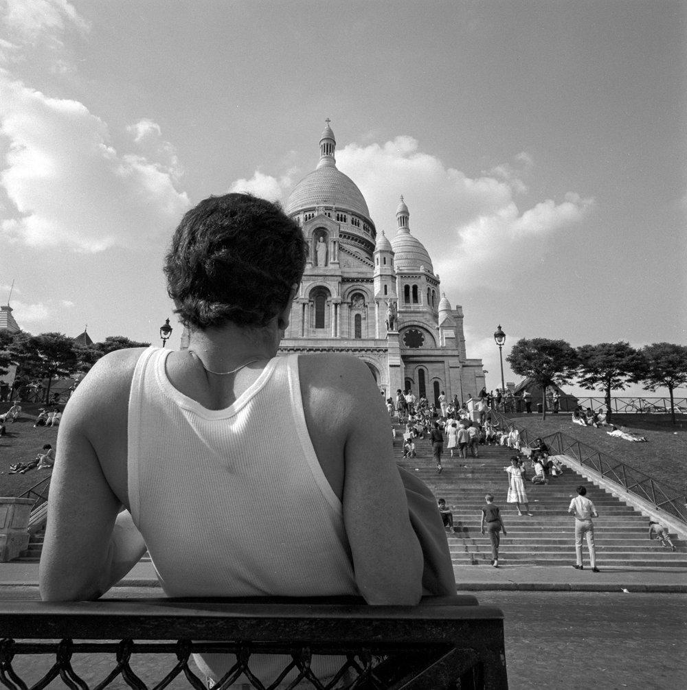 Sacre Coeur Paris 1985