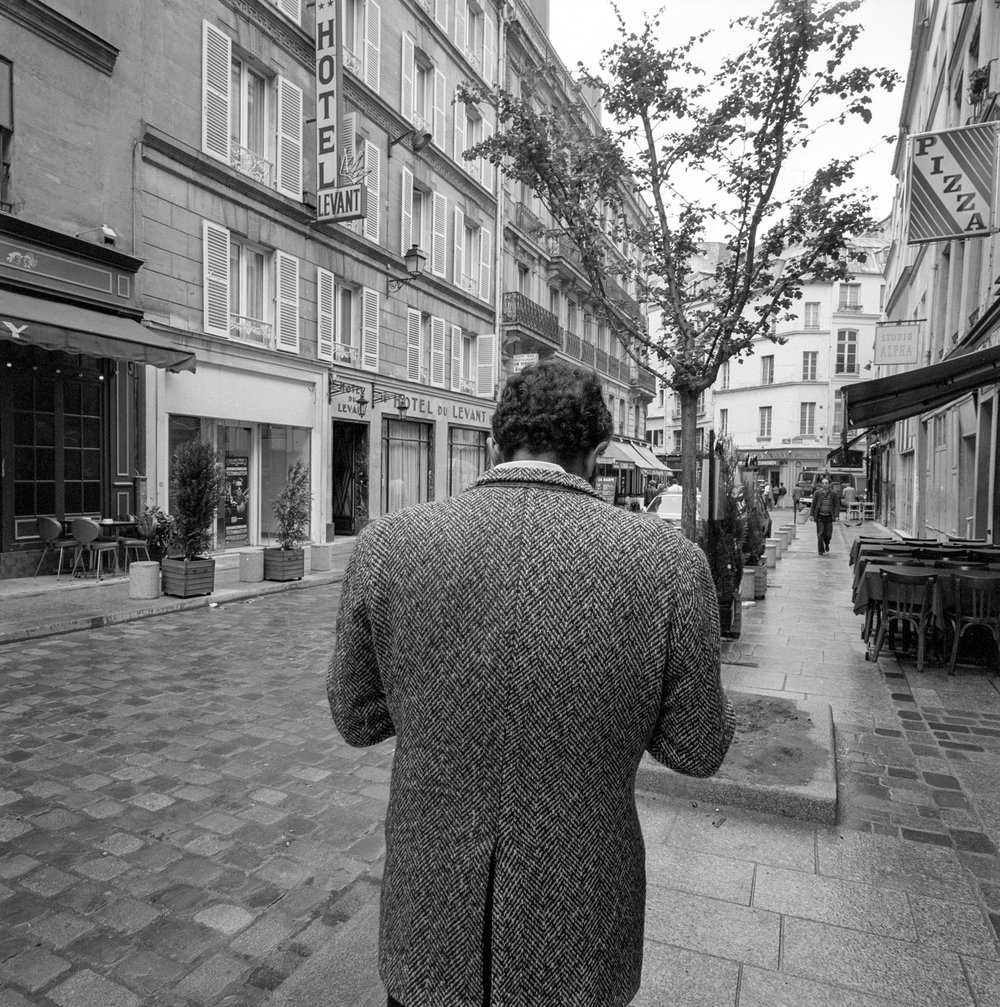 Tweed Sport Coat Paris 1985