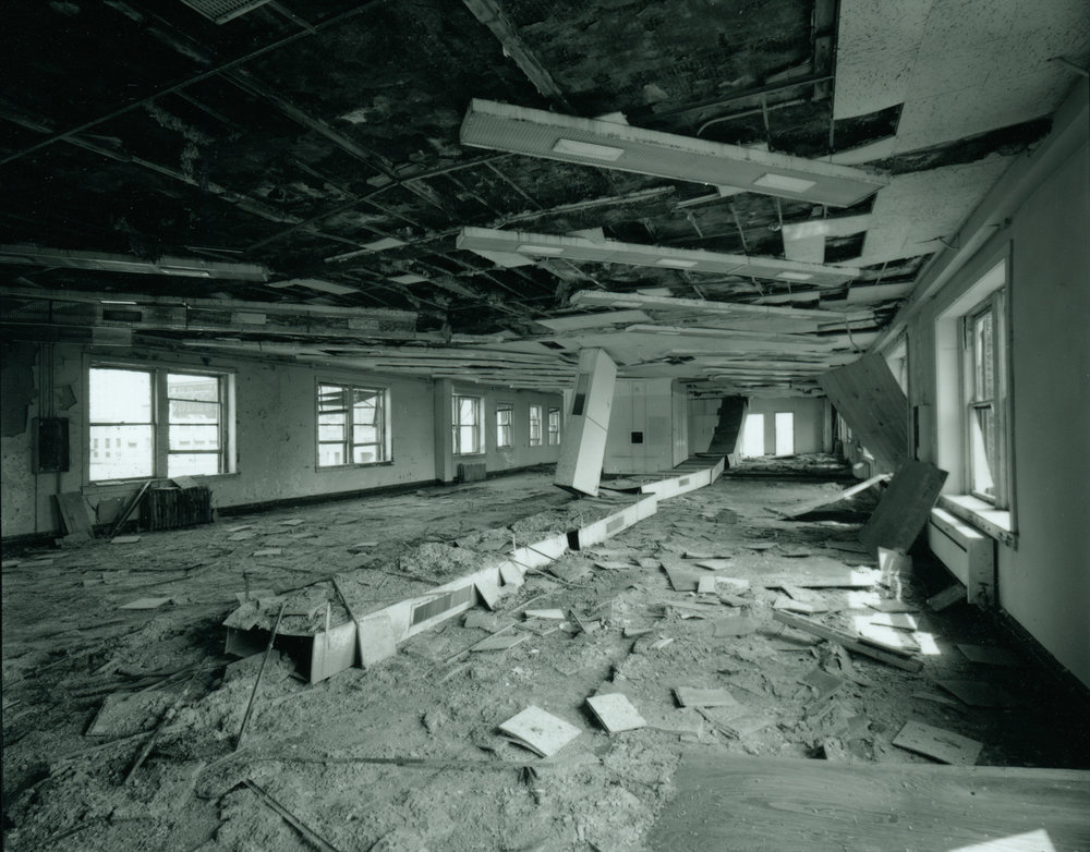 Dearborn Station East Wing ©1979