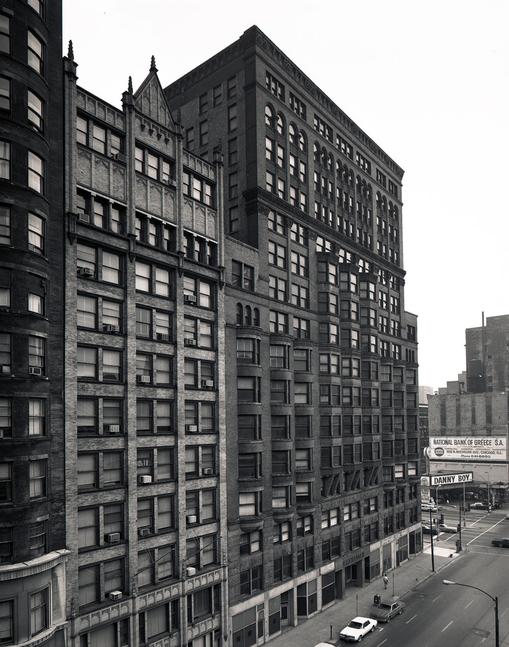 Manhattan Building ©1980