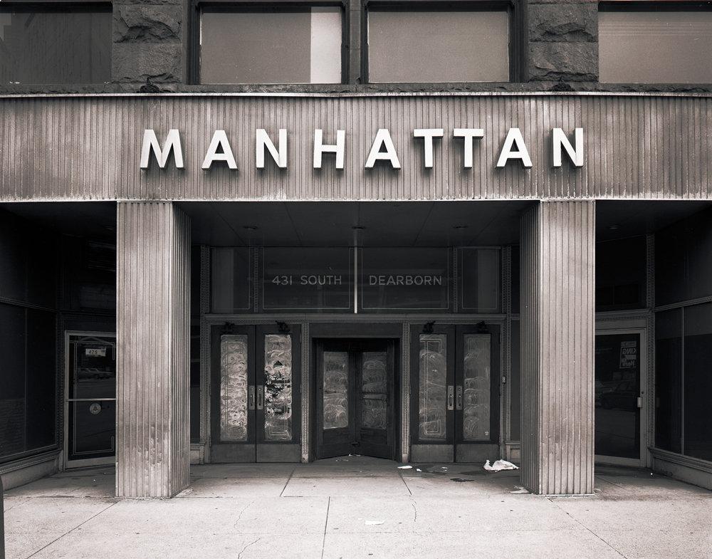 Manhattan Entrance ©1980
