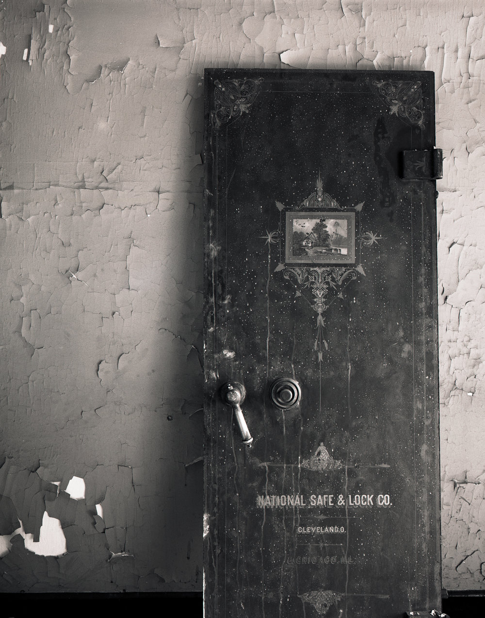 Safe Door Manhattan ©1980