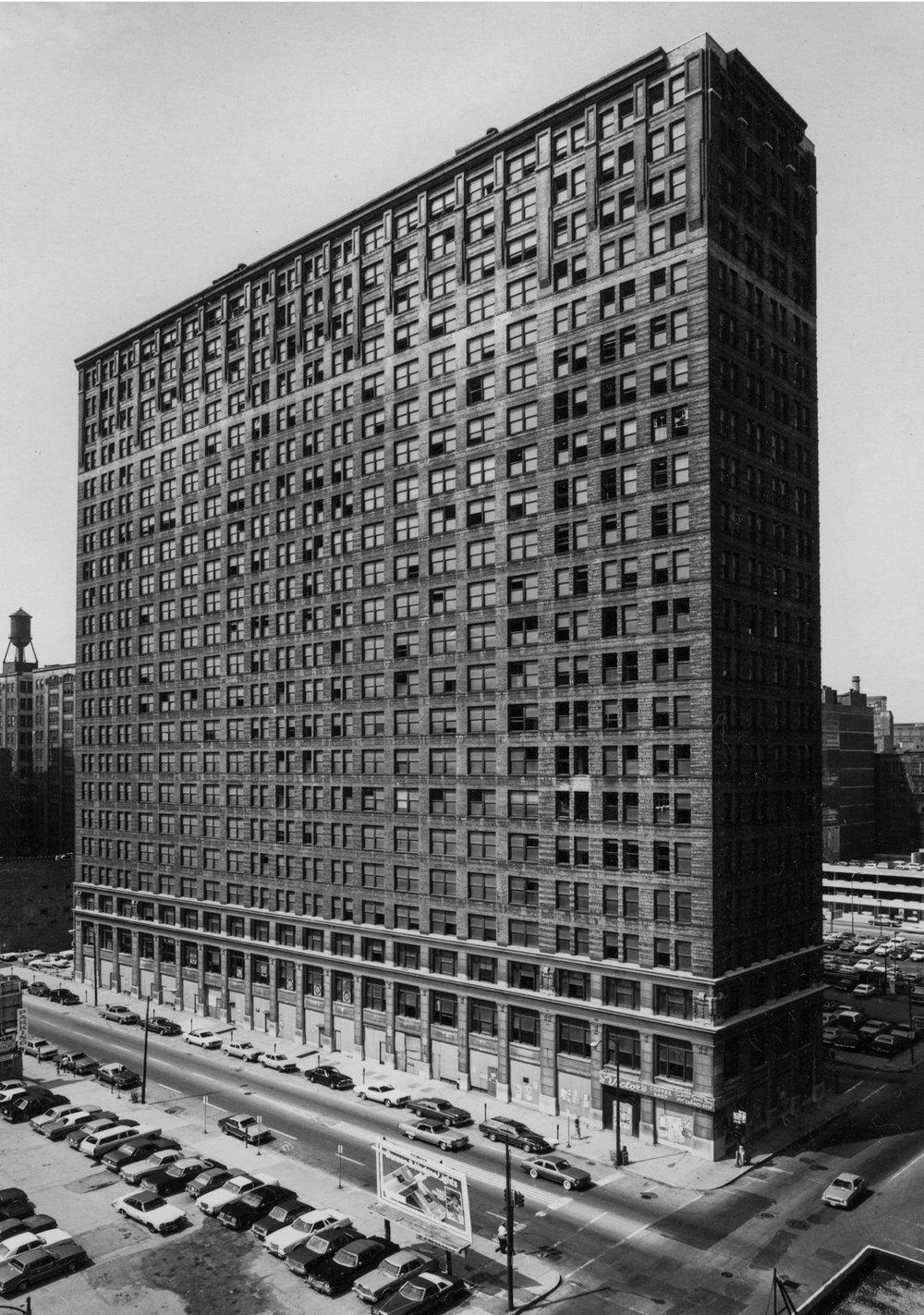 Transportation Building 600 South Dearborn ©1979