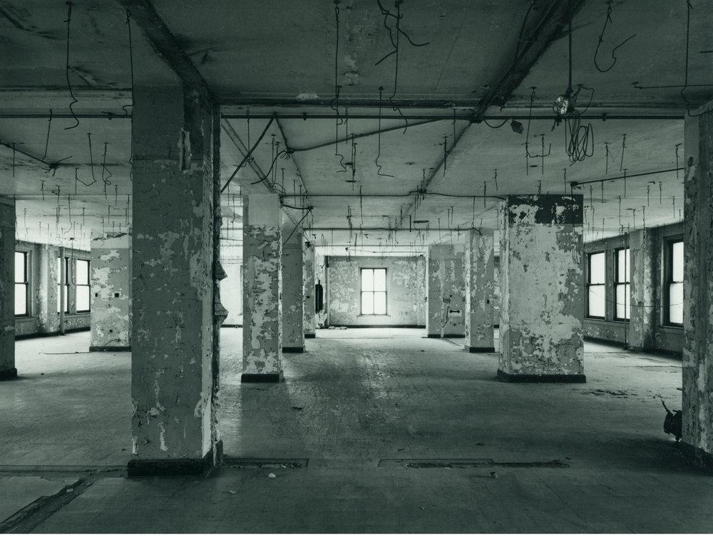 Loft Space Transportation Building ©1979