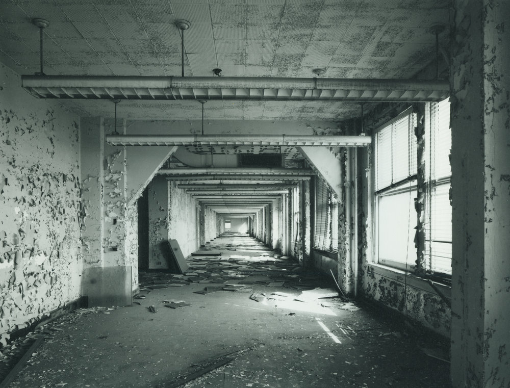 Hallway Transportation Building ©1979