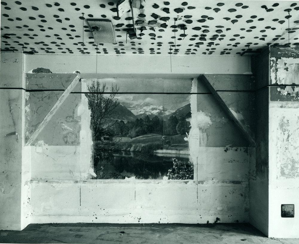 Inner Landscape Transportation Building ©1979