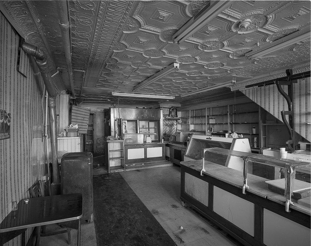 Nates Deli Interior 1995