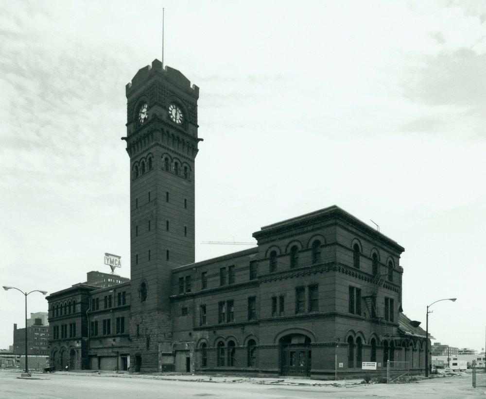 Dearborn Station Chicago ©1979