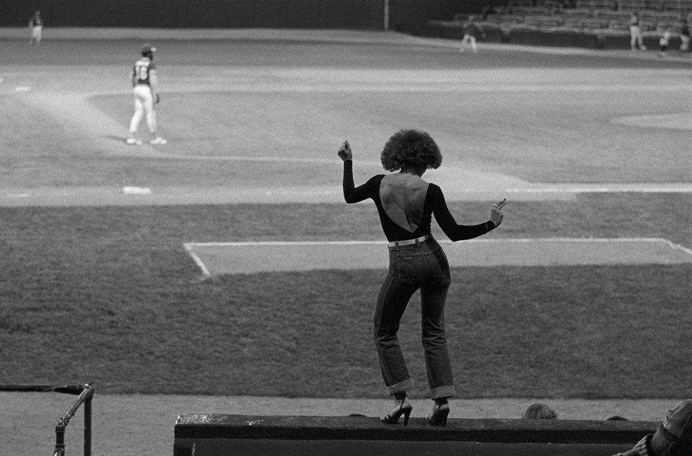 Fan dance 1978