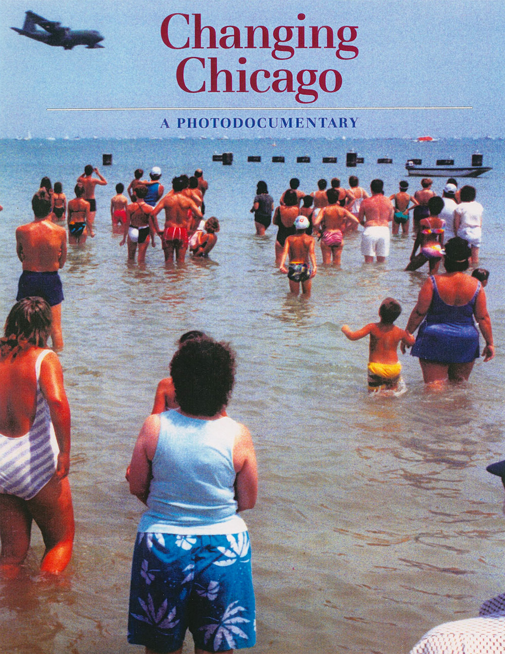 Changing Chicago Exhibition Catalog 1988