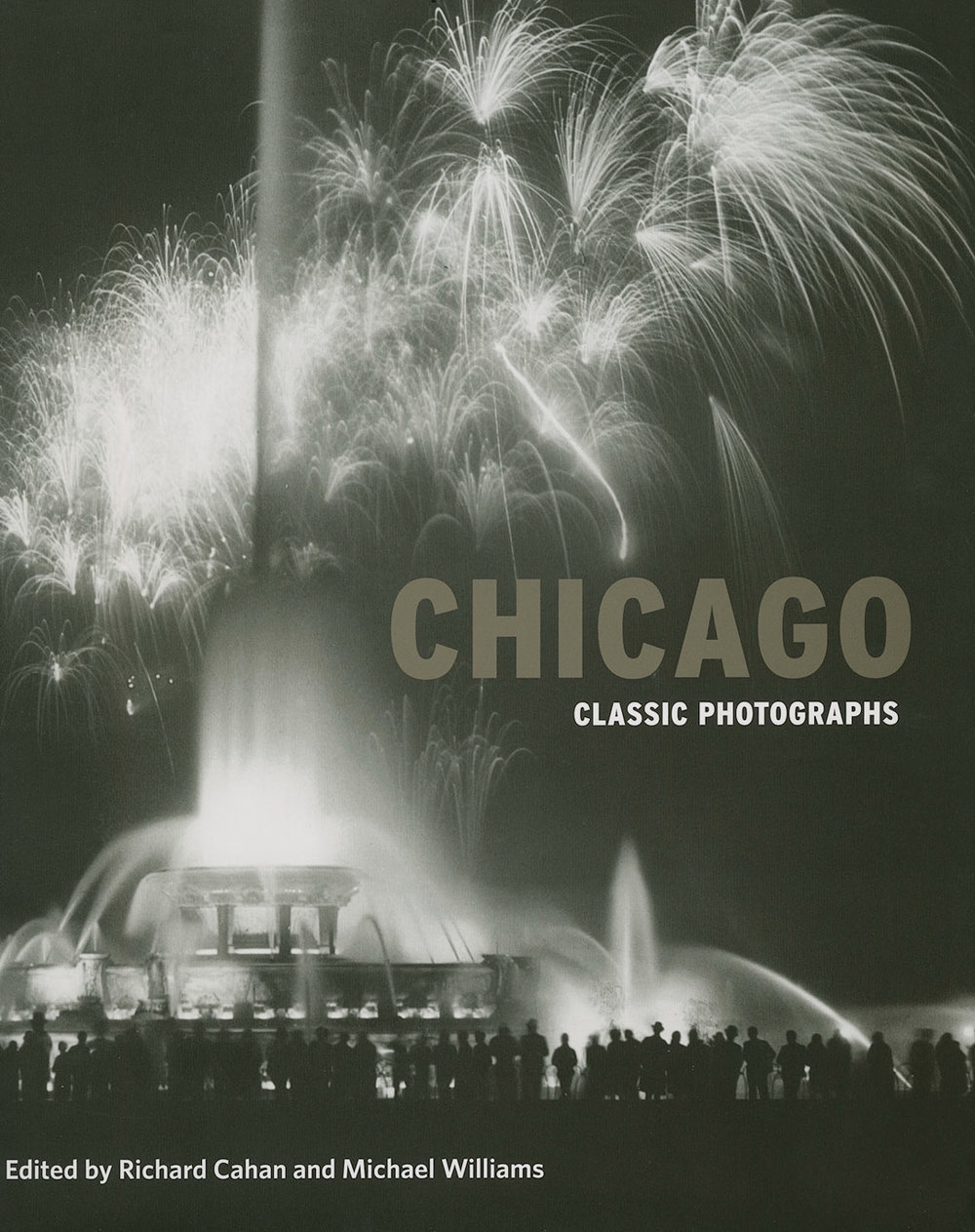 Included in Chicago Classic Photographs CityFiles Press 2017