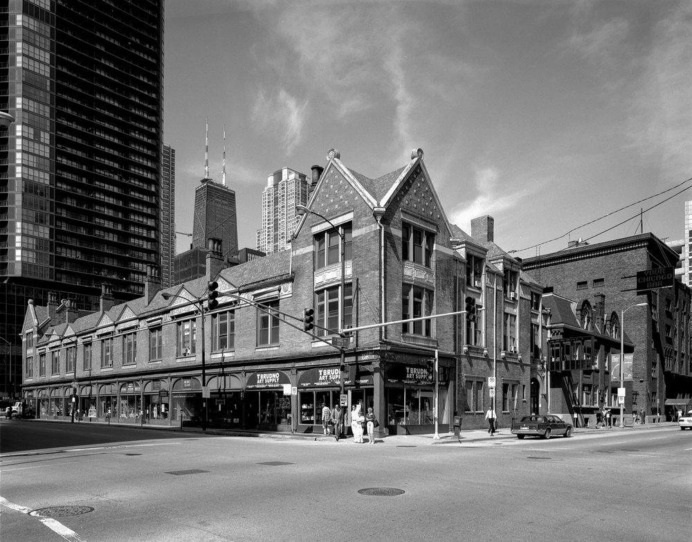 Chicago Landmarks Tree Studios 1999