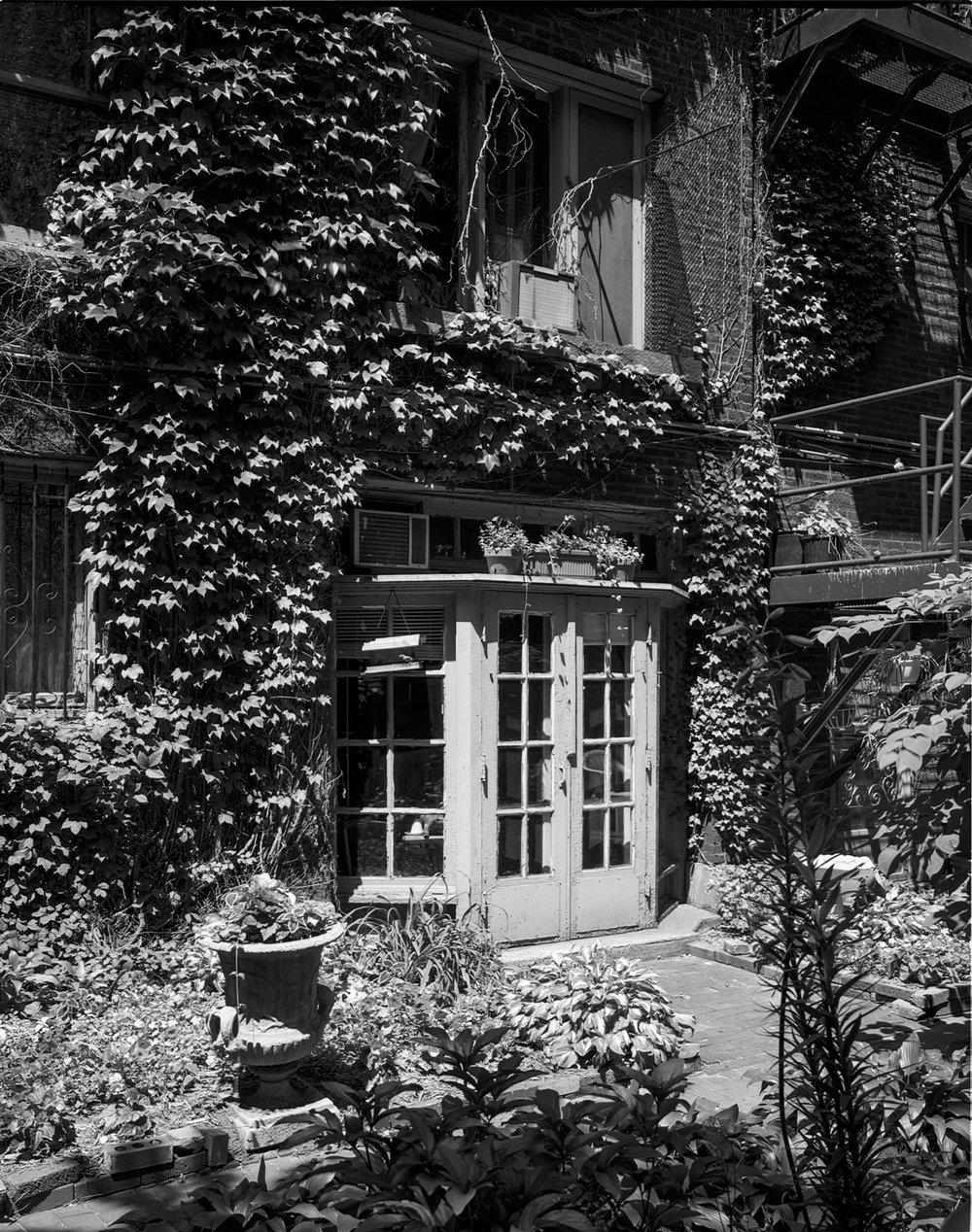Tree Studios Courtyard Doors 1999