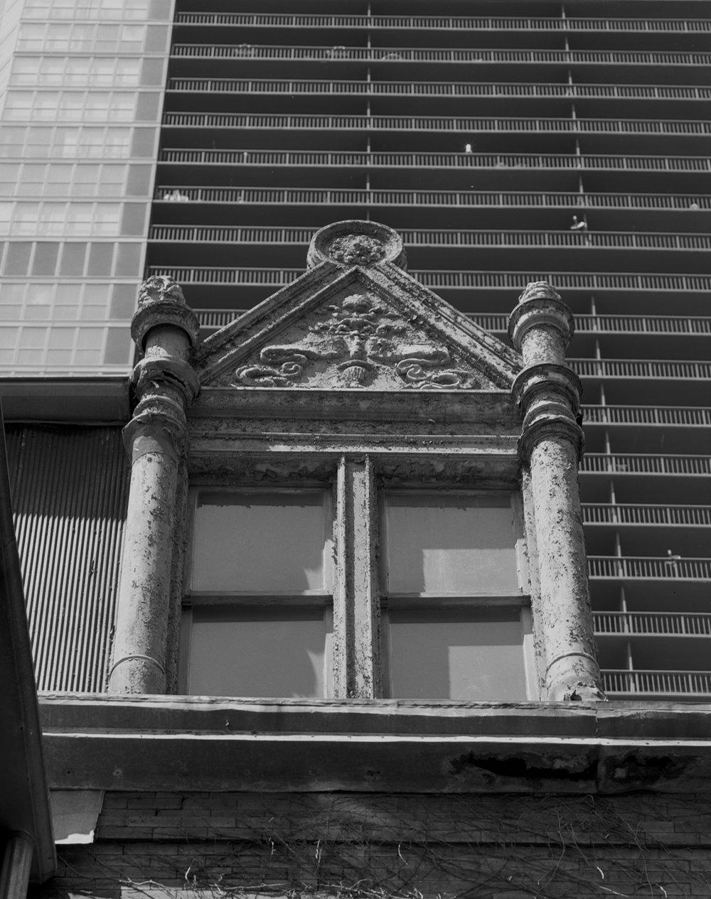 Tree Studios Ornamental Window 1999