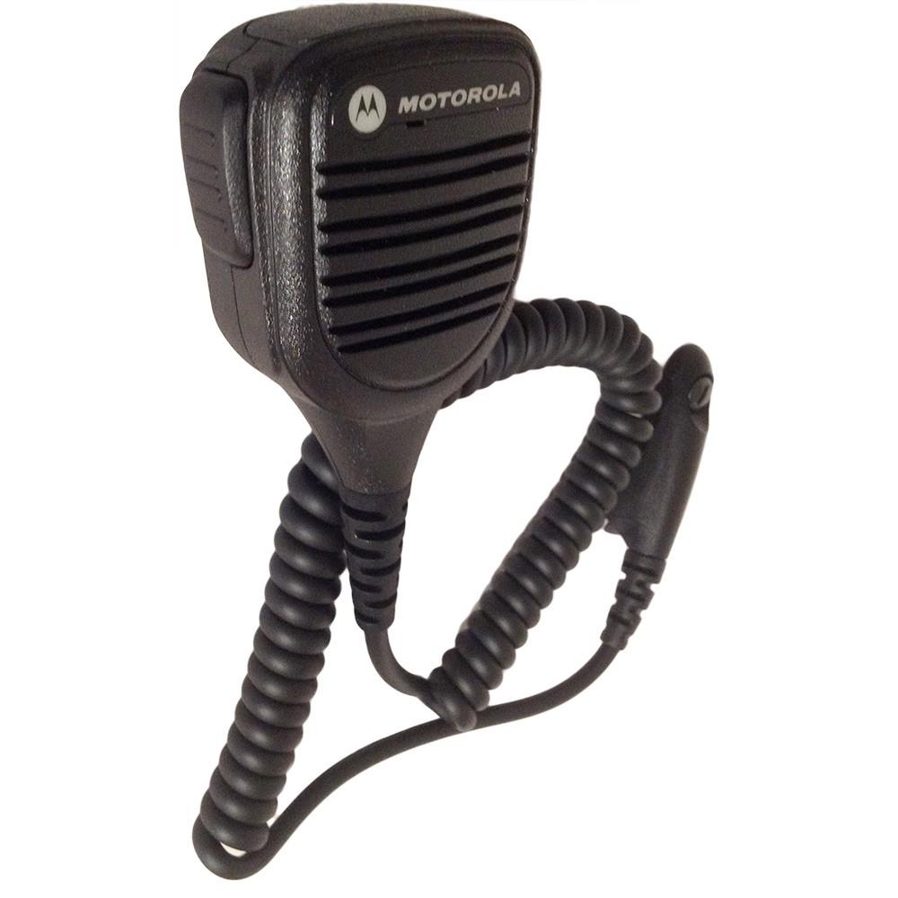 Motorola Hand-mic (open mic)
