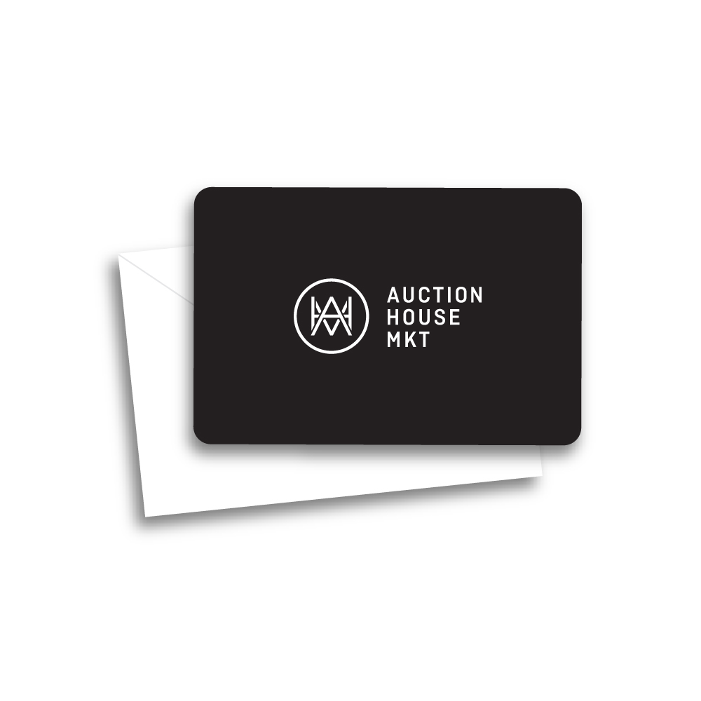 GIVE | Auction House Market eGift Cards