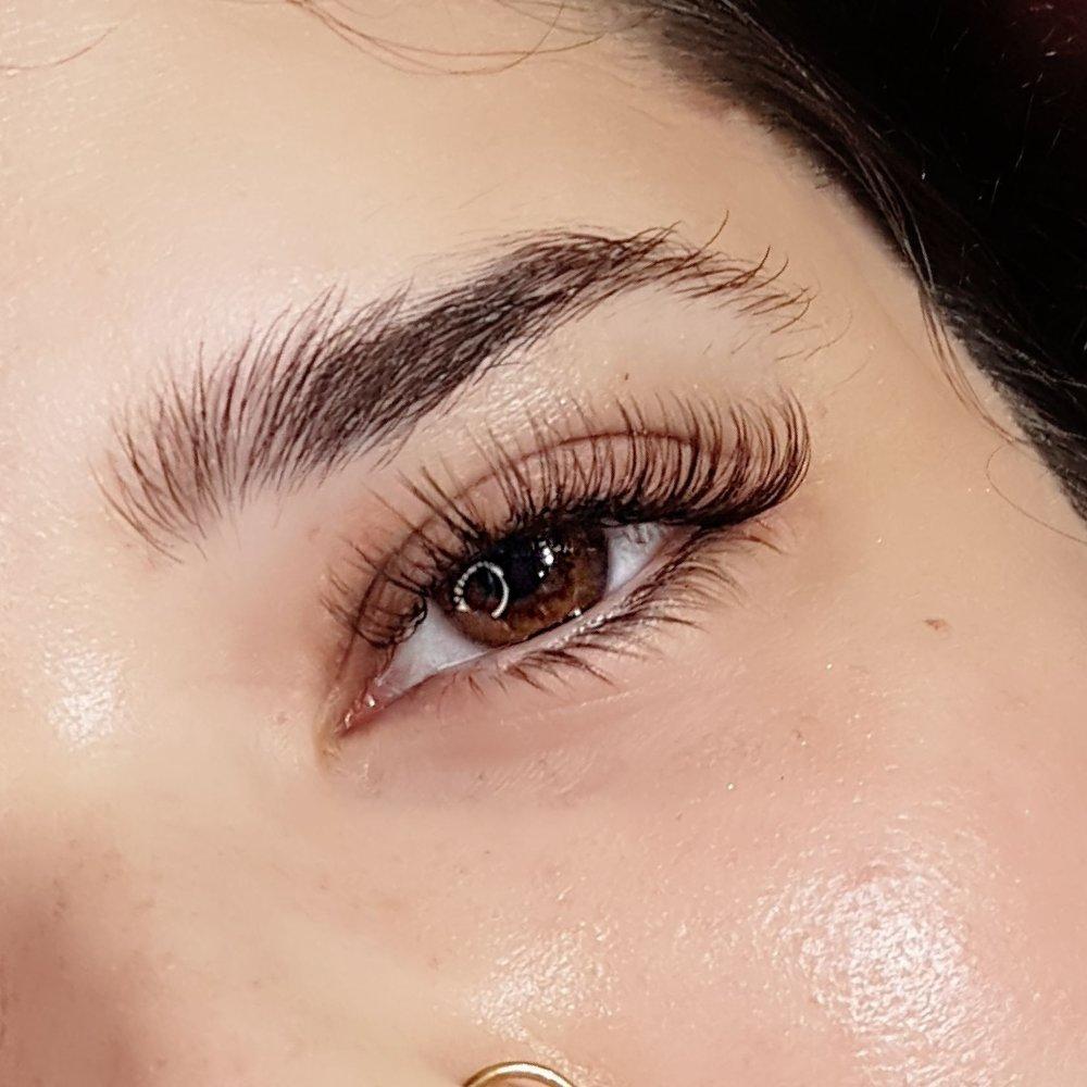 Megan Morrison Makeup Lashes