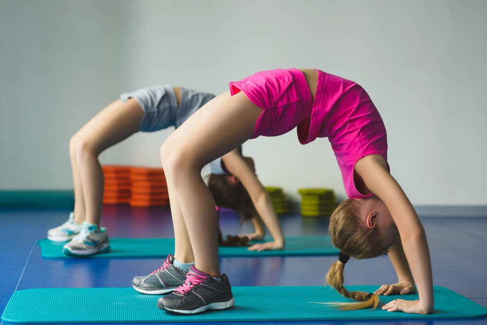 Recreational Gymnastics Classes -