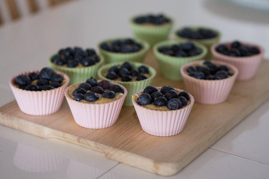 New York State berries best blueberry recipes