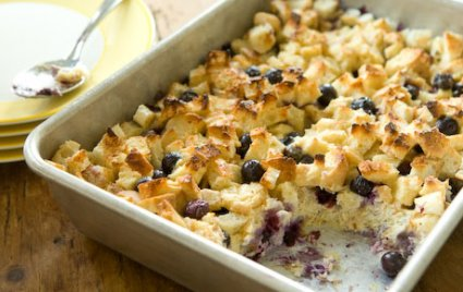 Blueberry Breakfast bake Whole Foods