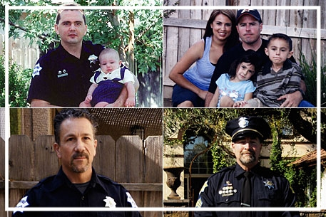 The Fresno Four — Fresno Police Department, CA (3 Officers