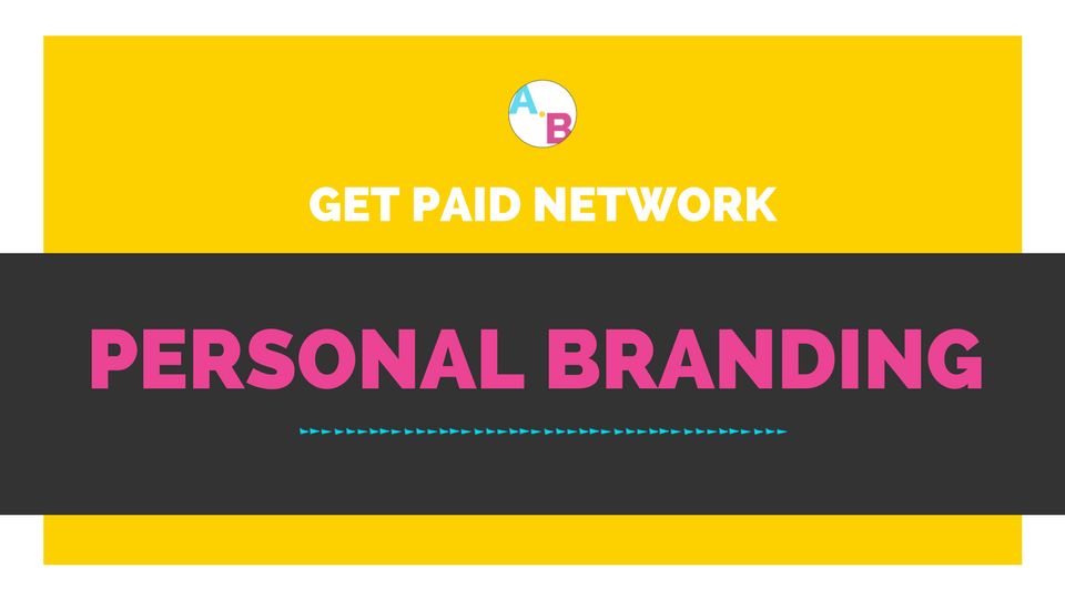 Learn how to promote your personal brand on social media. -
